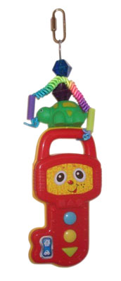 BABY KEY MUSICAL TOY